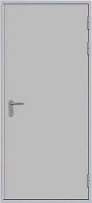 Противопожарная Дверь ДМП-01