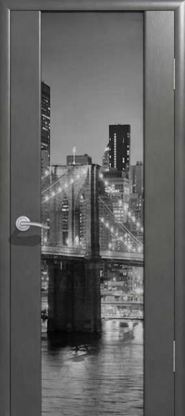 Нью-Йорк двери межкомнатные